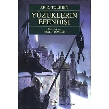Yüzüklerin Efendisi Üçüncü Kýsým Kralýn Dönüþü - J. R. R. Tolkien - Metis Yayýnlarý
