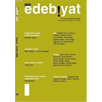 Aylýk Edebiyat Dergisi SAYI - 6