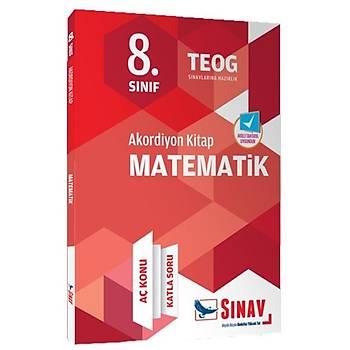 8. Sýnýf Matematik Akordiyon Kitap Sýnav Dergisi Yayýnlarý