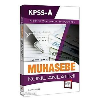 KPSS A Grubu Muhasebe Konu Anlatýmý 657 Yayýnevi