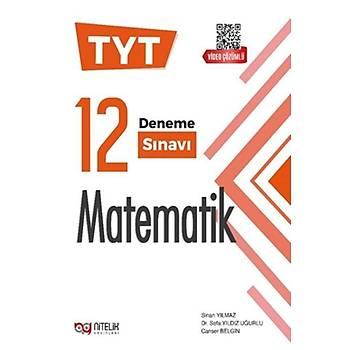 TYT Matematik 12 Deneme Sýnavý Nitelik Yayýnlarý