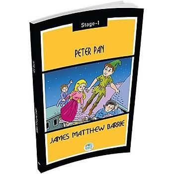 Maviçatý Yayýnlarý - Peter Pan - James Matthew Barrie (Level-1)