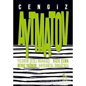 Yýldýrým Sesli Manasçý - Cengiz Aytmatov - Nora Kitap