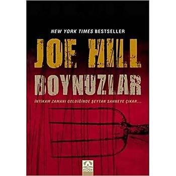 Boynuzlar-Joe Hill- Altýn Kitaplar Yayýnevi