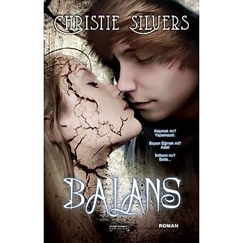 Balans - Christie Silvers - Çanta Boy - Ýnciraltý Yayýnlarý