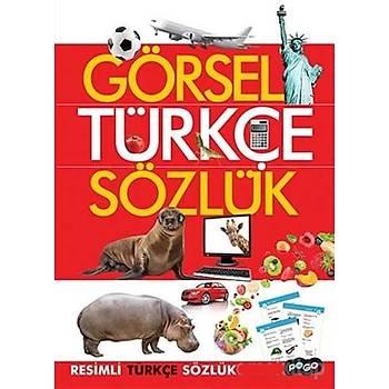 Görsel Türkçe Sözlük - Resimli Türkçe Sözlük - Pogo Çocuk