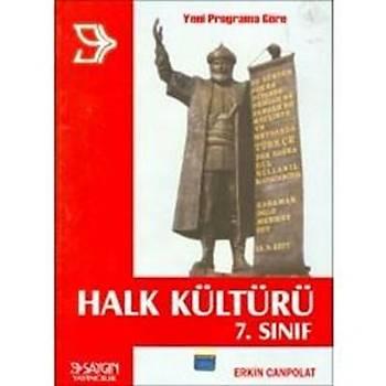 7. Sýnýf Halk Kültürü