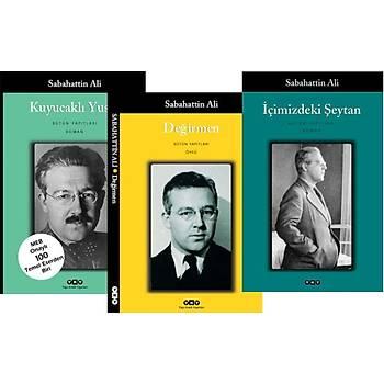 Sabahattin Ali 3 Kitap Set - Yapý Kredi Yayýnlarý