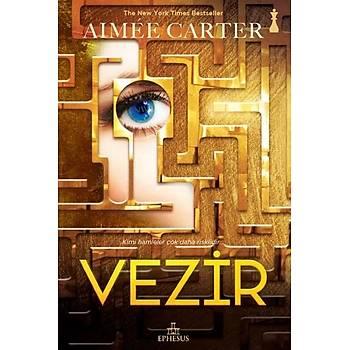 Vezir - Aimee Carter - Ephesus Yayýnlarý
