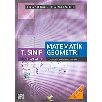 FDD 11.Sýnýf Matematik Geometri Konu Anlatýmlý 2015