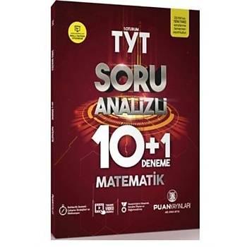 Puan TYT Matematik Soru Analizli 10 Artý 1 Deneme