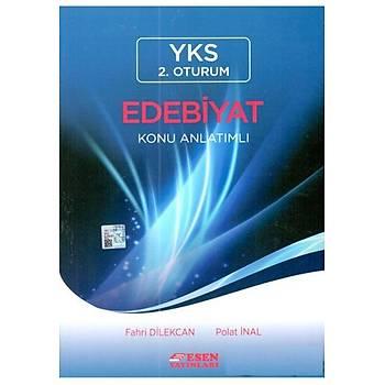 YKS 2. Oturum Edebiyat Konu Anlatýmlý Esen Yayýnlarý