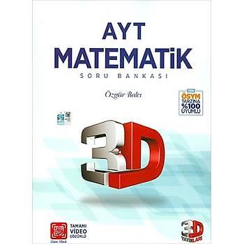 Çözüm AYT 3D Matematik Tamamý Video Çözümlü Soru Bankasý
