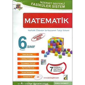 Damla 6.Sýnýf Matematik Konu Anlatýmlý Fasikül Sistem