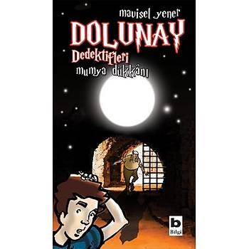 Dolunay Dedektifleri - Mumya Dükkaný