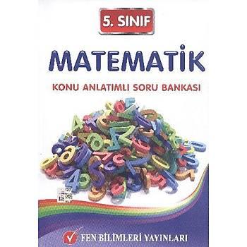 Fen 5. Sýnýf Matematik Konu Anlatýmlý Soru Bankasý 2015