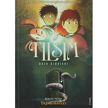 Týlsým 1. Kitap - Taþmuhafýzý - Kazu Kibuishi