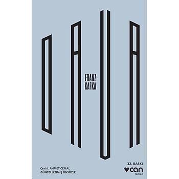 Dava - Franz Kafka - Can Yayýnlarý