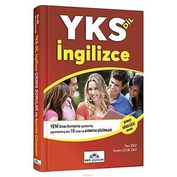 Ýrem YKS Ýngilizce Son 10 Yýlýn Sýnav Sorularý ve Ayrýntýlý Çözümleri