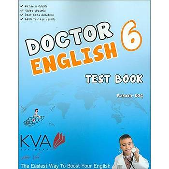 Koray Varol 6.Sýnýf Doctor English Test Book