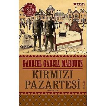 Kýrmýzý Pazartesi - Gabriel Garcia Marquez - Can Yayýnlarý