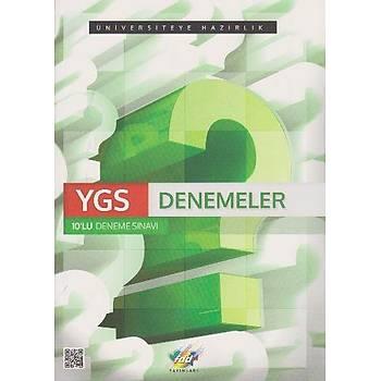 FDD YGS Denemeleri 10lu Deneme Sýnavý (2017)