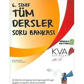 KVA 6.Sýnýf Tüm Dersler Soru Bankasý