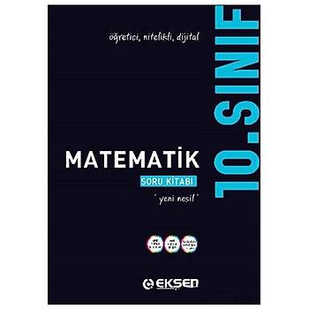 10. Sýnýf Matematik Soru Kitabý Eksen Yayýnlarý
