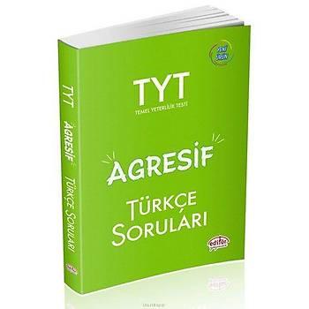 Editör TYT Agresif Türkçe Soru Bankasý