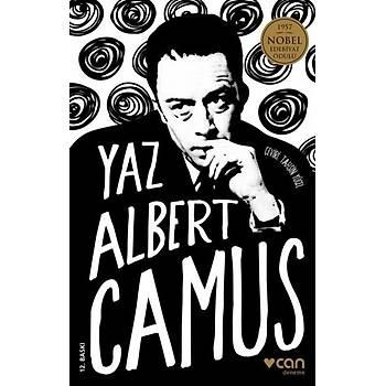 Yaz - Albert Camus - Can Yayýnlarý