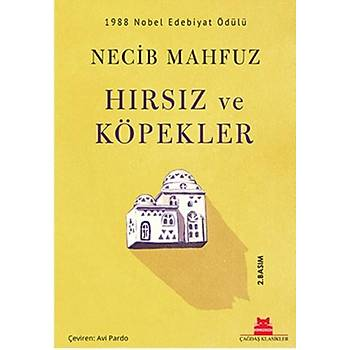 Hýrsýz ve Köpekler - Necib Mahfuz - Kýrmýzý Kedi