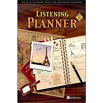 Listening Planner 2 with Workbook - Justin Fager - Nüans Publishing