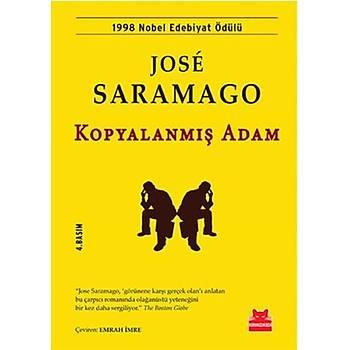 Kopyalanmýþ Adam - Jose Saramago - Kýrmýzý Kedi