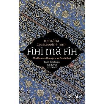 Fihi Ma Fih - Mevlana Celaleddin Rumi - Sufi Kitap