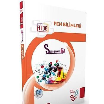 8. Sınıf TEOG Fen Bilimleri Soru Bankası İşleyen Zeka Yayınları
