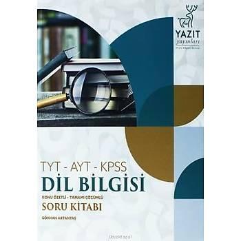Yazýt 2019 TYT-AYT-KPSS Dil Bilgisi Konu Özetli Soru Kitabý