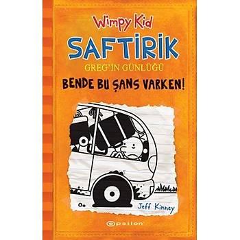 Bende Bu Þans Varken - Saftirik Greg'in Günlüðü 9