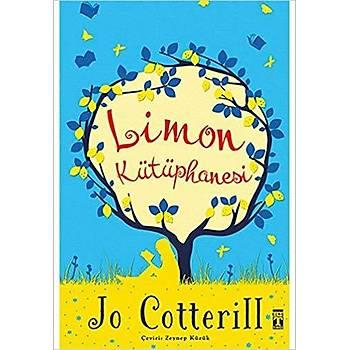 Limon Kütüphanesi - Jo Cotterill - Genç Timaþ