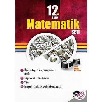 12. Sýnýf Matematik Seti Yarý Çap Yayýnlarý