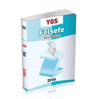 Zirve YGS Felsefe Soru Bankasý - Kollektif - Zirve Yayýnlarý