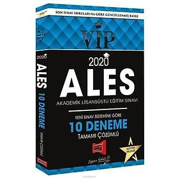 Yargý 2020 ALES VIP Sýnav Sistemine Göre Çözümlü 10 Fasikül Deneme