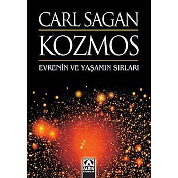 Kozmos - Carl Sagan - Altýn Kitaplar