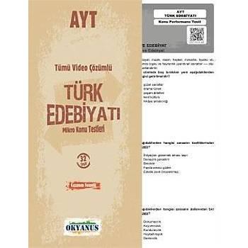 AYT Türk Edebiyatý Çek Kopar Testi Okyanus Yayýnlarý