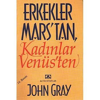 Erkekler Marstan Kadýnlar Venüsten - John Gray