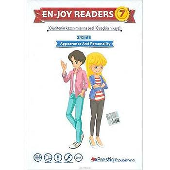 7.Sýnýflar Ýçin 10 Ýngilizce Hikaye En-Joy Readers-7