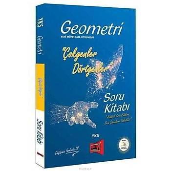 Yargý YKS Geometri Çokgenler Dörtgenler Soru Kitabý