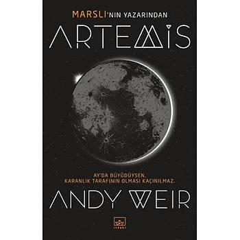 Artemis - Andy Weir - Ýthaki Yayýnlarý