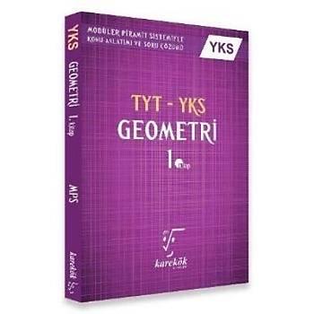 TYT AYT Geometri 1.Kitap Konu Anlatýmlý Karekök Yayýnlarý