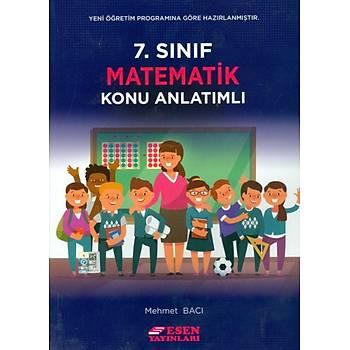 Esen 7.Sýnýf Matematik Konu Anlatýmlý (Yeni Müfredat)