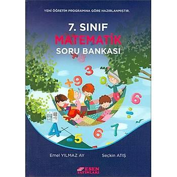 Esen 7.Sýnýf Matematik Soru Bankasý (Yeni Müfredat)